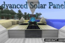 Advanced Solar Panels 1.12.2 1.11.2 1.10.2