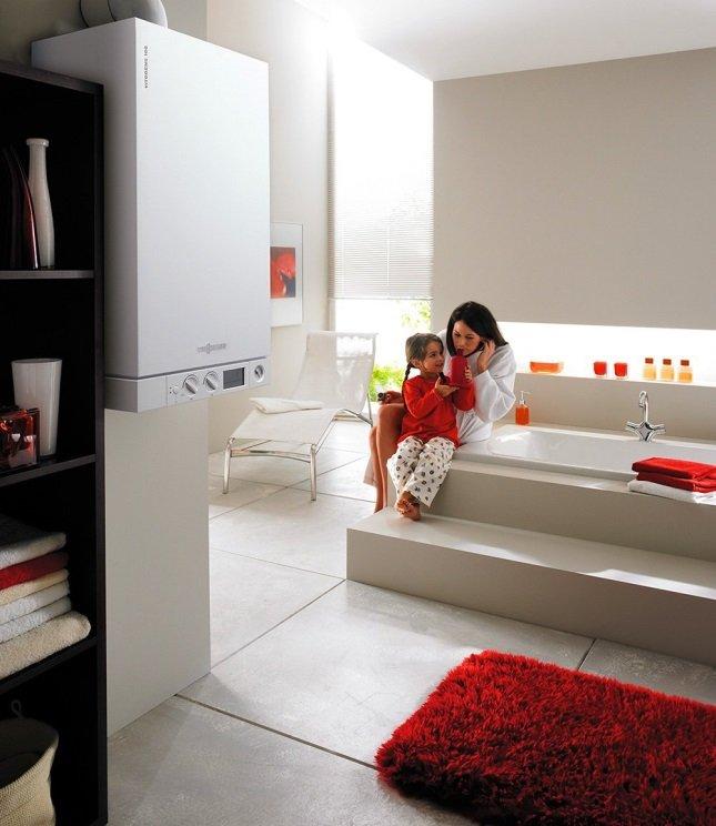 Установка автономного отопления в квартире
