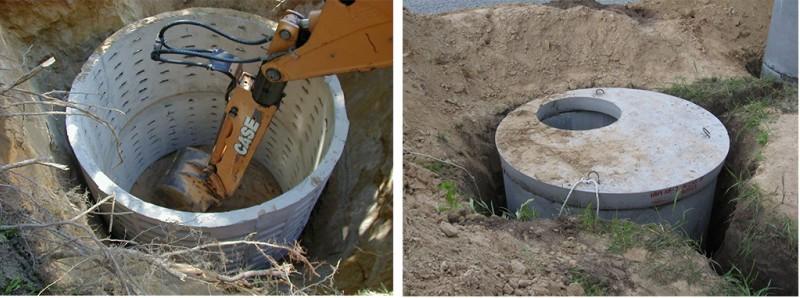 Автономная канализация на даче, выбираем простой вариант