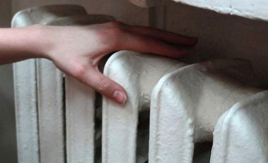 Батарея отопления наполовину холодная что делать