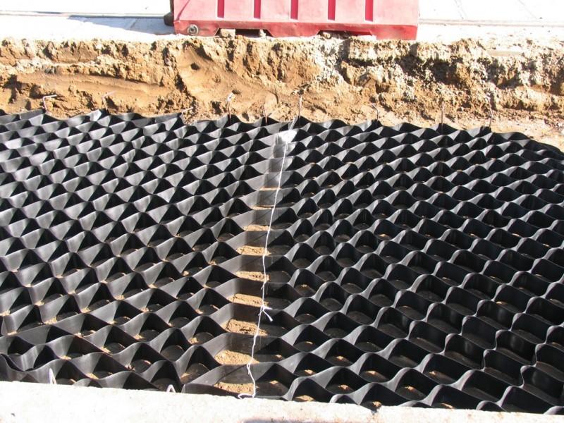 Геотекстиль для дренажа геоткань разновидности и особенности материала