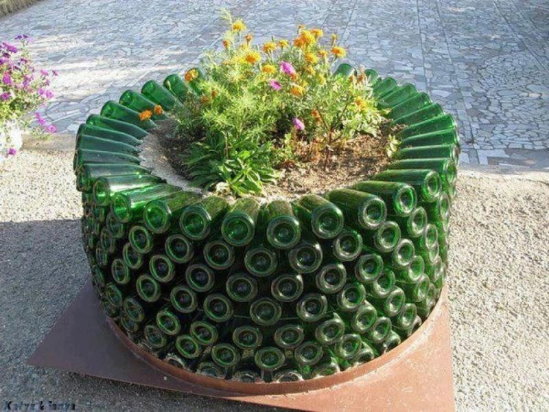 Что можно использовать вместо керамзита для цветов