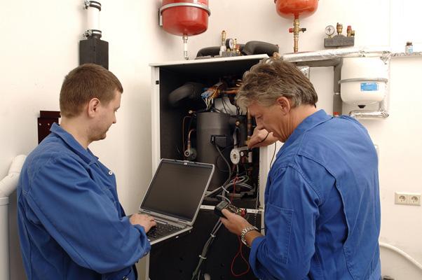 Безопасность жизнедеятельности при эксплуатации систем отопления зданий