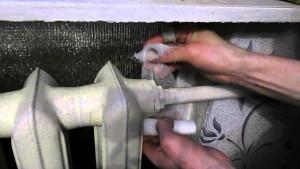 Потёк радиатор охлаждения ОЖ