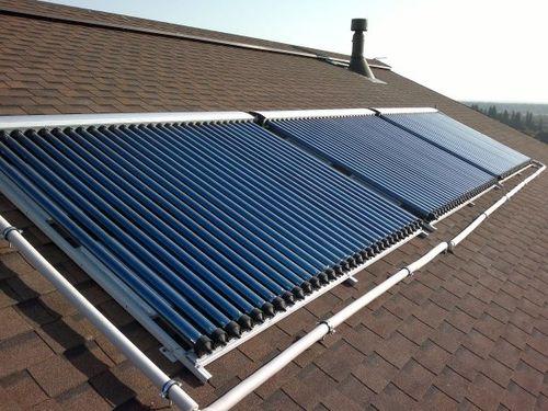 Какие бывают солнечные батареи для отопления дома