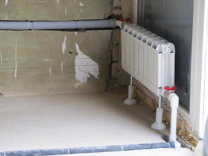 Монтаж трубопроводов систем водоснабжения и канализации из полимерных материалов