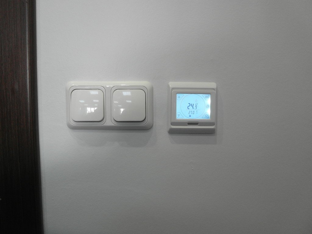 Терморегуляторы и выключатели