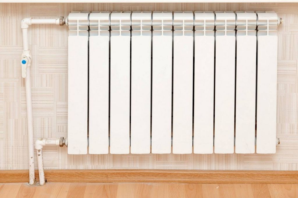 Биметаллические радиаторы отопления размеры