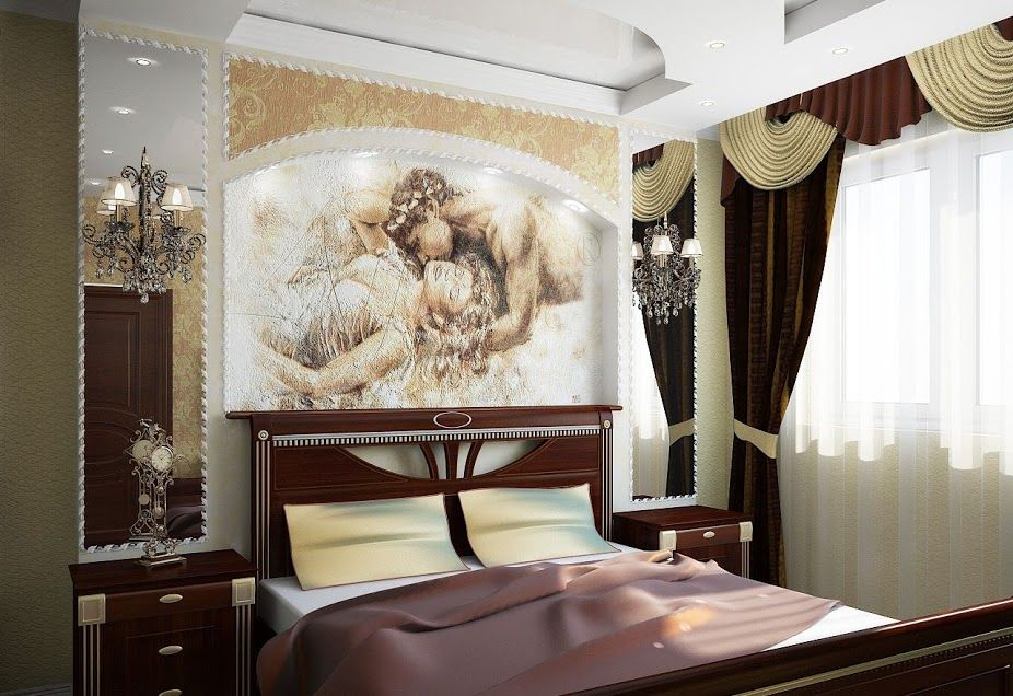 Детской спальни и дизайн 8