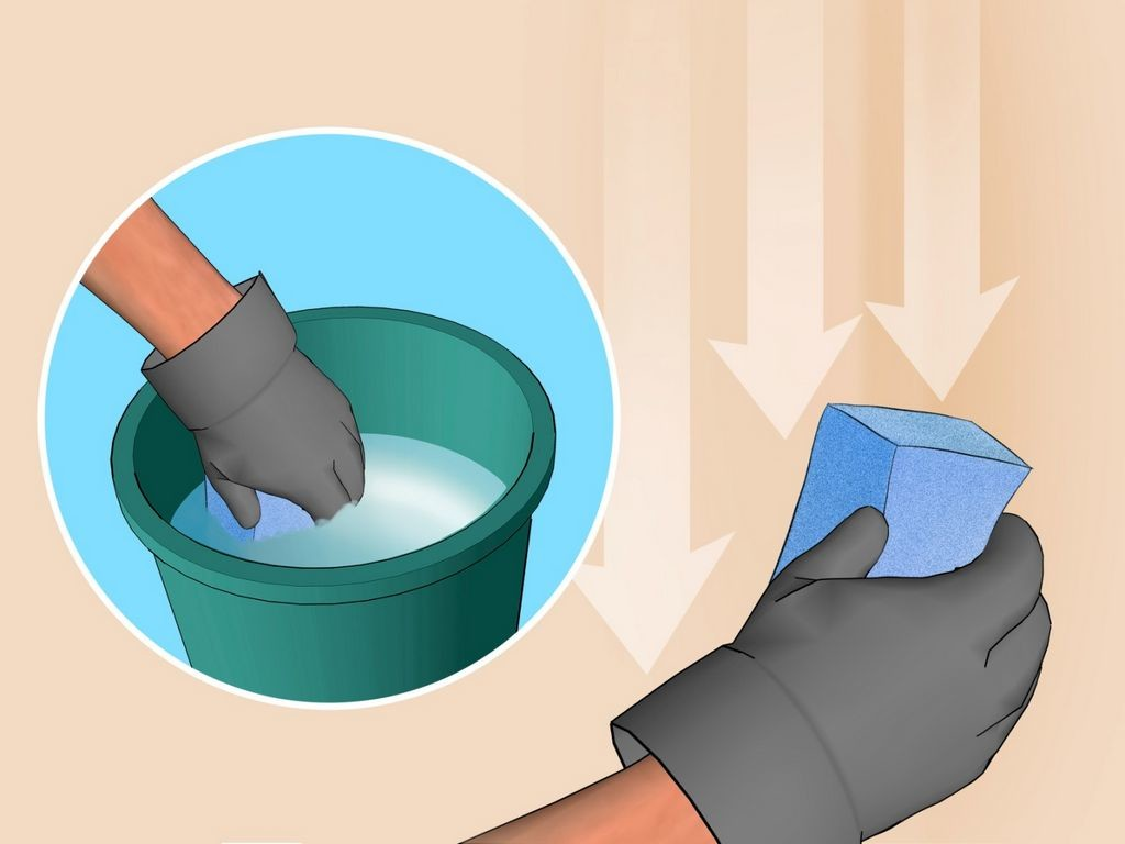 Очистка стен: от старой краски и побелки, от старых обоев и даже штукатурки