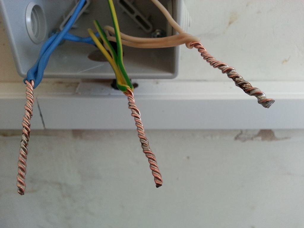 пайка проводов