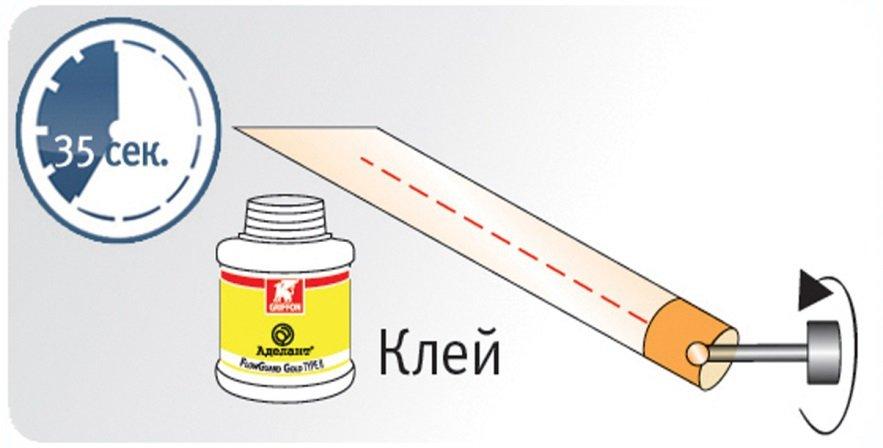 клей для изделий из поливинилхлорида