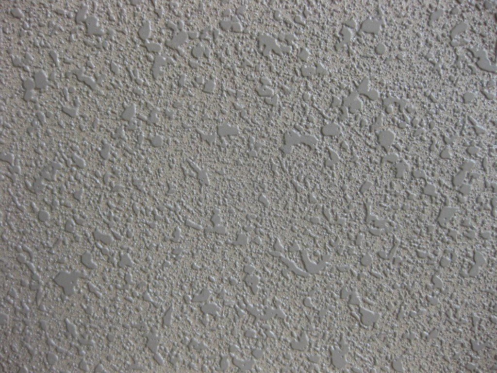 поверхность с отделкой методом набрызга