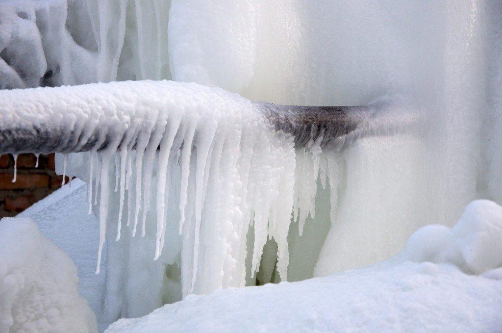низкая морозостойкость труб
