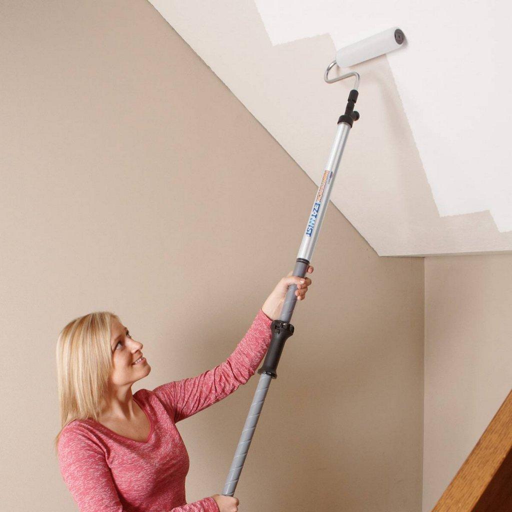 Как сделать потолок для покраски