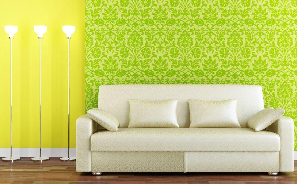 обои и покраска стен