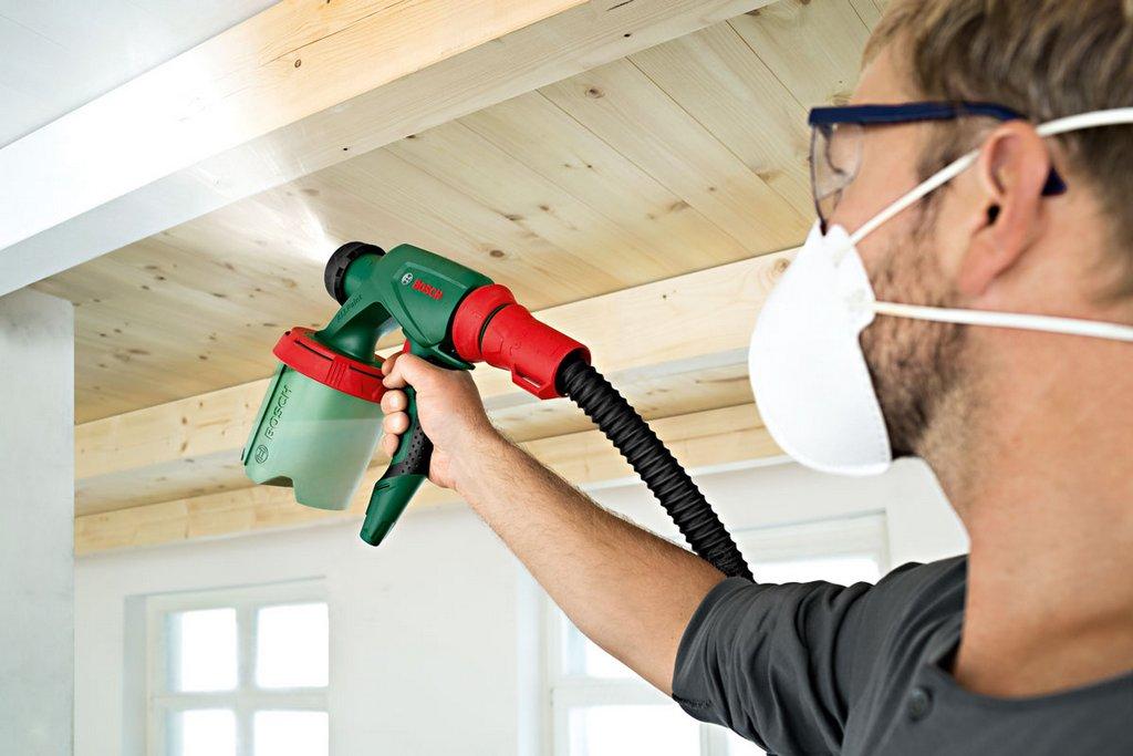 Краскораспылитель для покраски стен грунтовка дюфа бетоноконтакт