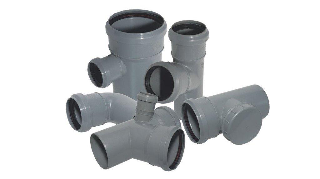 Фитинги для канализации
