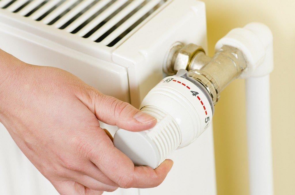 дроссельный кран с термостатом