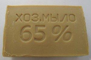 Хозяйственное мыло 65 %