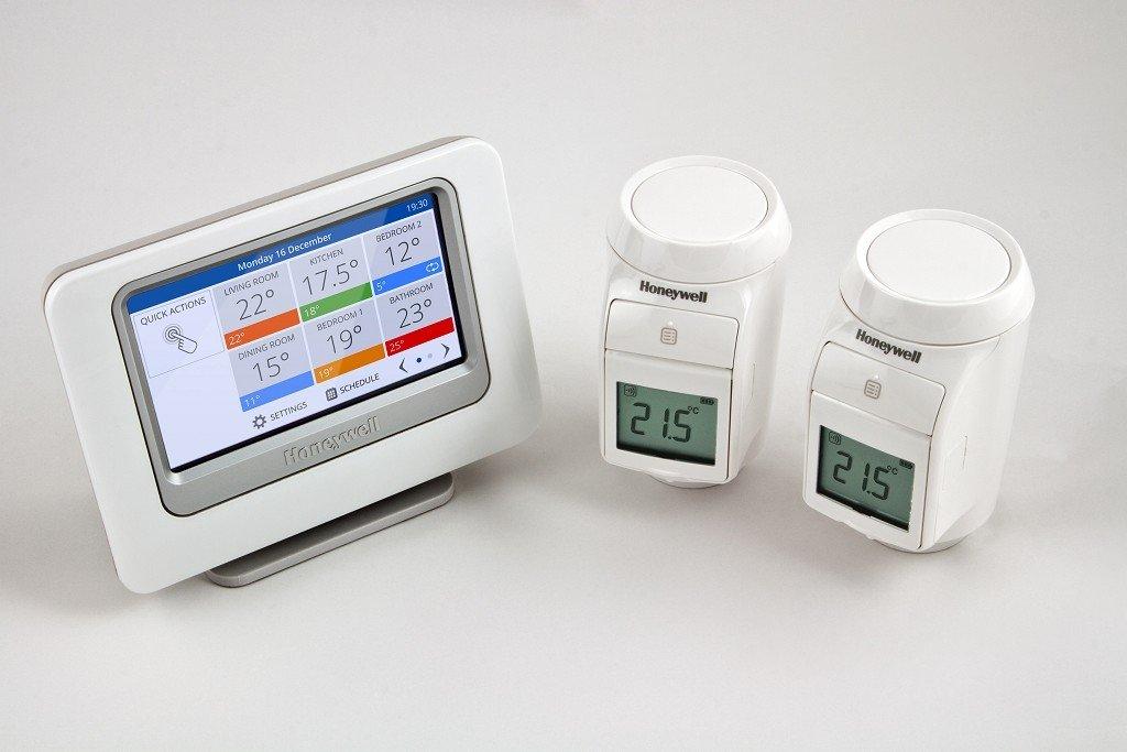 электронные термостаты