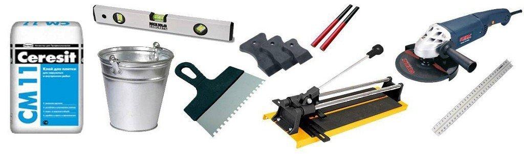 инструмент для кладки напольной плитки