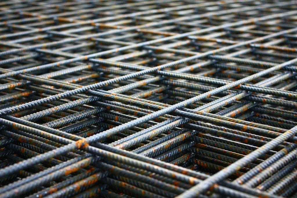 металлическая сетка в листах