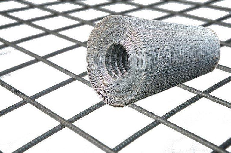 металлическая сетка в рулоне