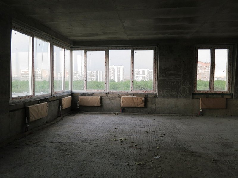 монолитный дом