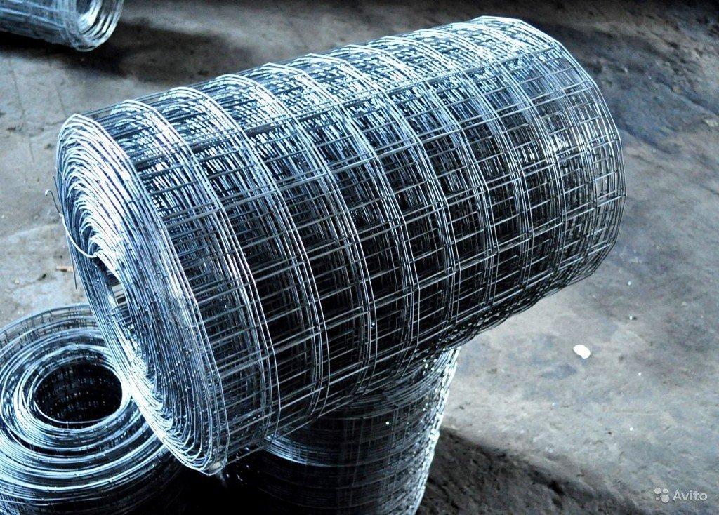 сетка металлическая в рулоне