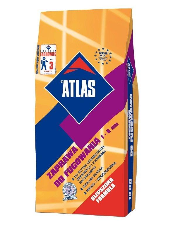 затирка цементная Atlas