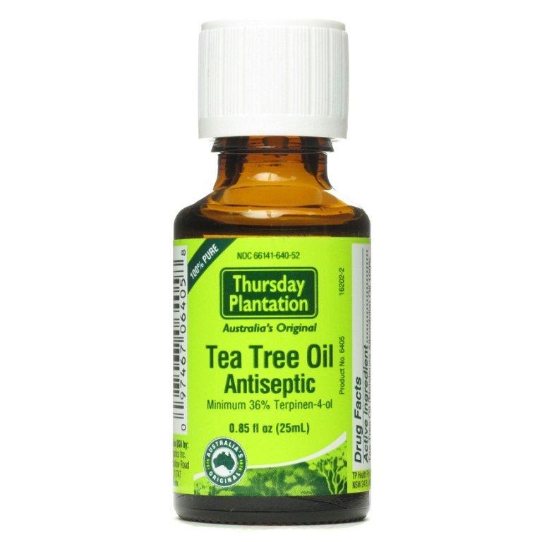 масло чайного дерева в бутыльке