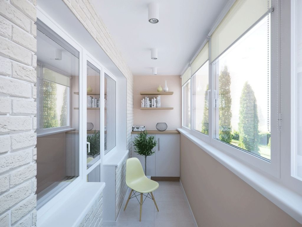 Дизайн балкона своими руками фото 834