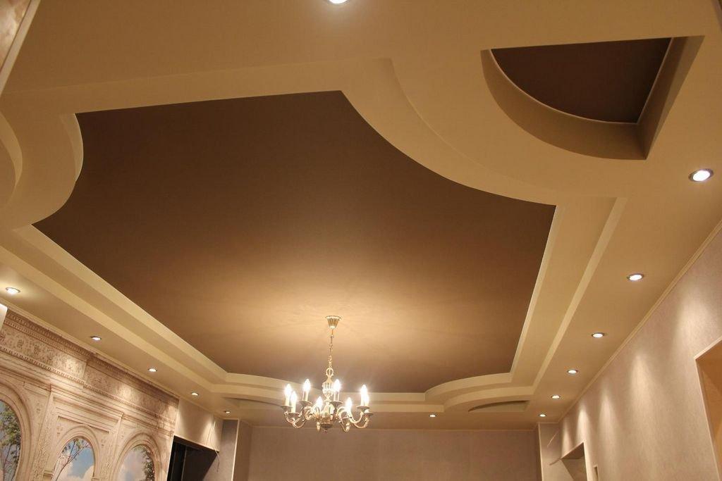 цветовая гамма потолка