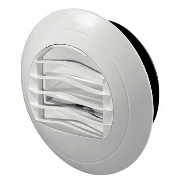 обратный клапан с вытяжным вентилятором