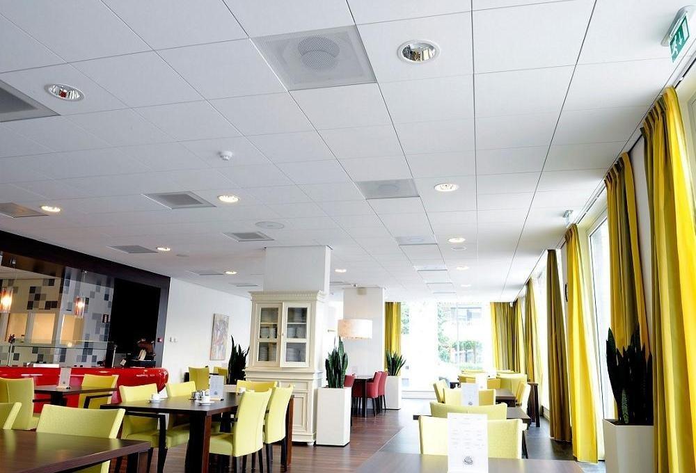 Армстронг - идеальный потолок для просторных помещений