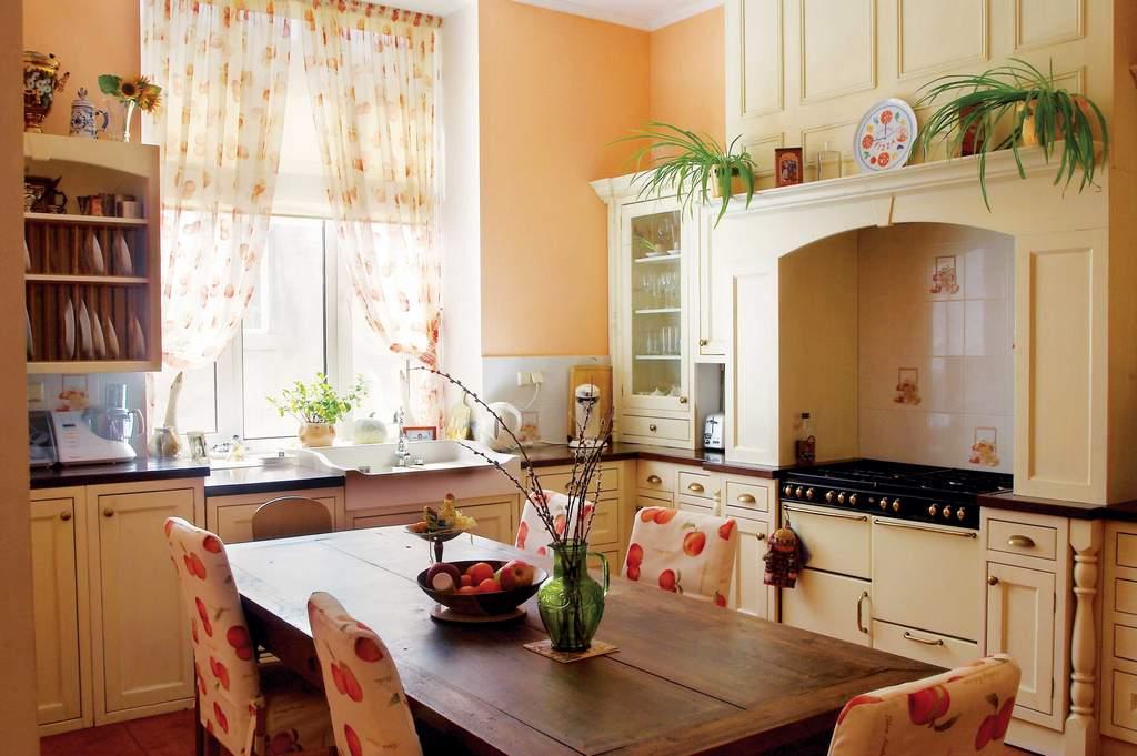 Дизайн отделки кухни своими руками