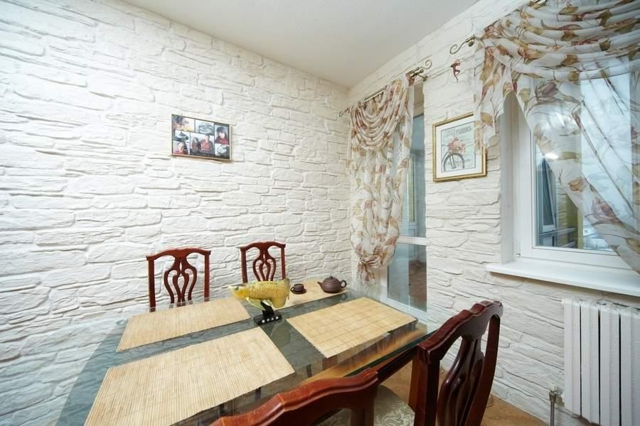 фото салатовый интерьер на кухне