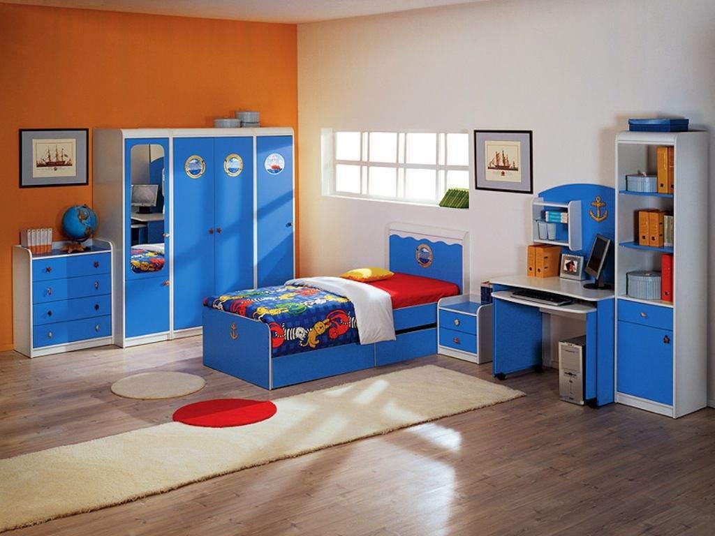 Комната из экологичных материалов