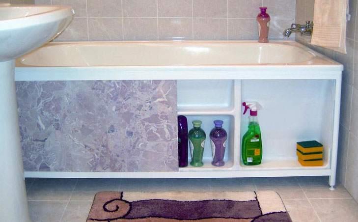 Стеклянный экран для ванной своими руками 99