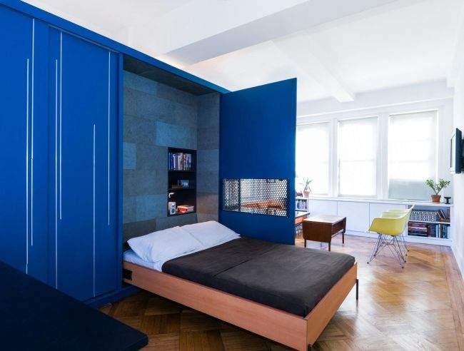 Вариант компактного спального места