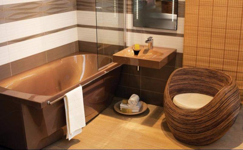 Правильно подобранная акриловая ванная