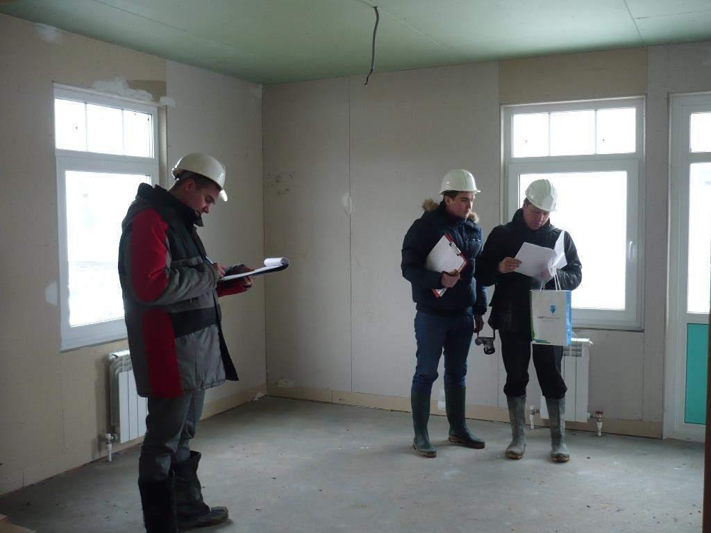 Тонкости осмотра и приемки новой квартиры