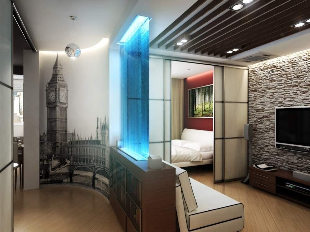 Выбираем стиль интерьера однокомнатной квартиры