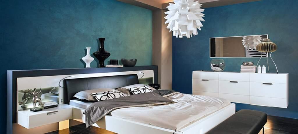 Декоративная штукатурка в интерьере квартиры