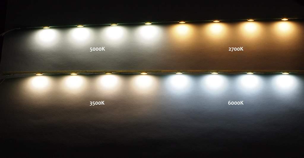 Какой свет лучше для глаз: холодный, теплый ли нейтральный?