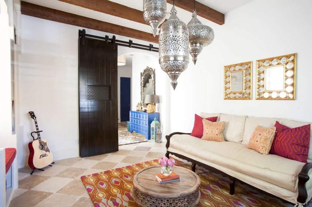 Марокканский интерьер в квартире