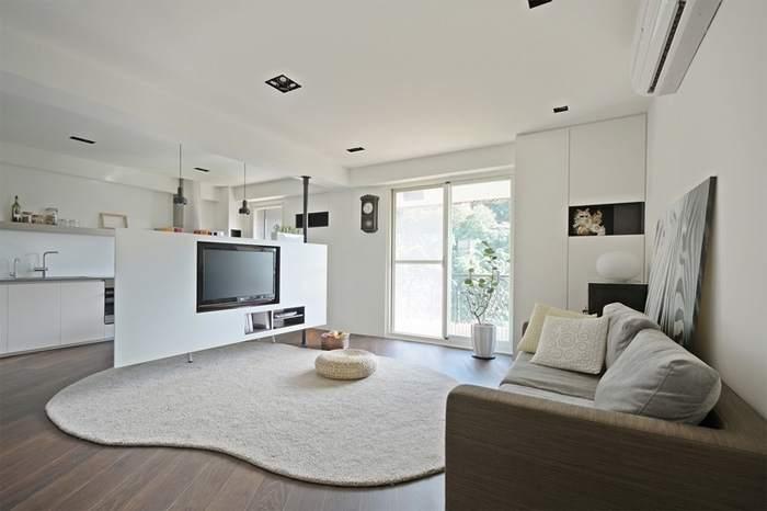 Основные черты квартиры-студии