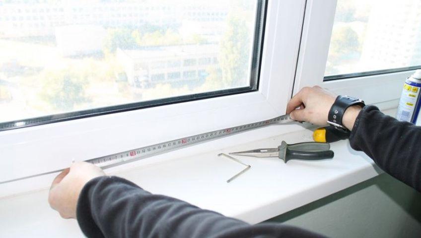 ремонт окон ПВХ в домашних условиях