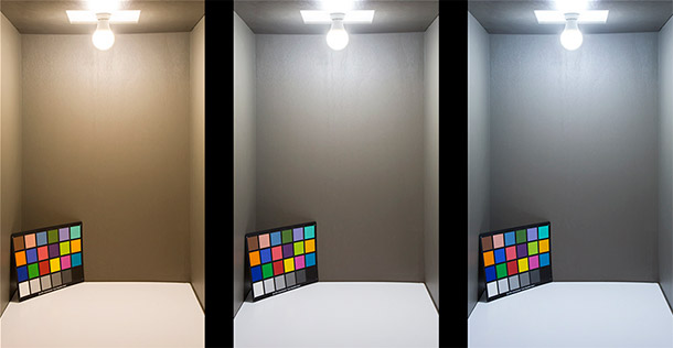 Свет и цветовая палитра